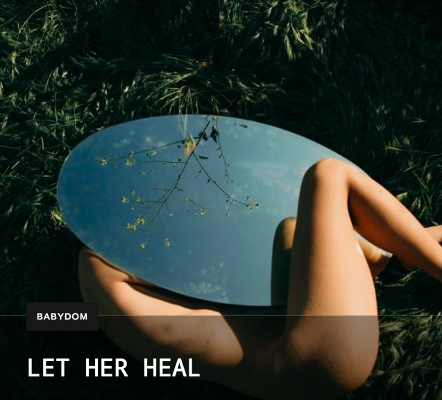 LET HER HEAL – THE REBEL MAMA