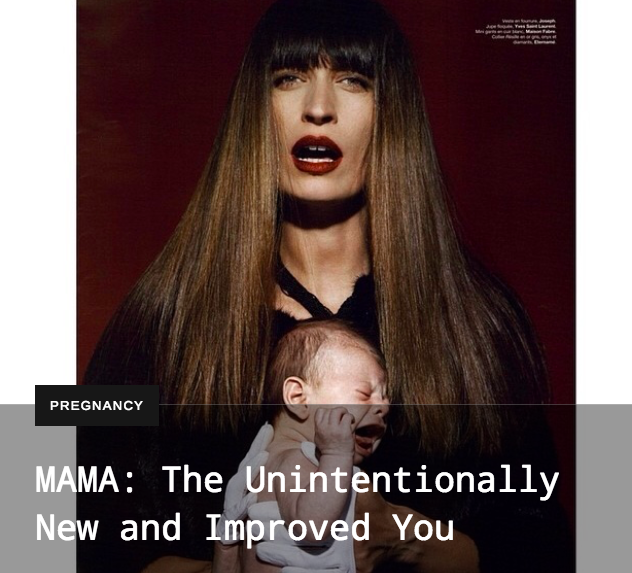 MAMA: The Unintentionally New and Improved You – THE REBEL MAMA