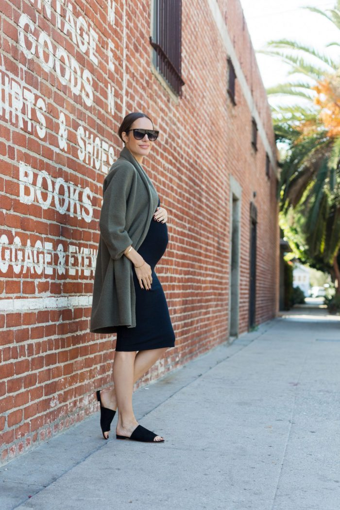 How To Wear Non-Maternity Maternity Style | Front Roe by Louise Roe