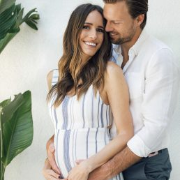 5 Things They Don't Tell You When You Get Pregnant | Front Roe by Louise Roe