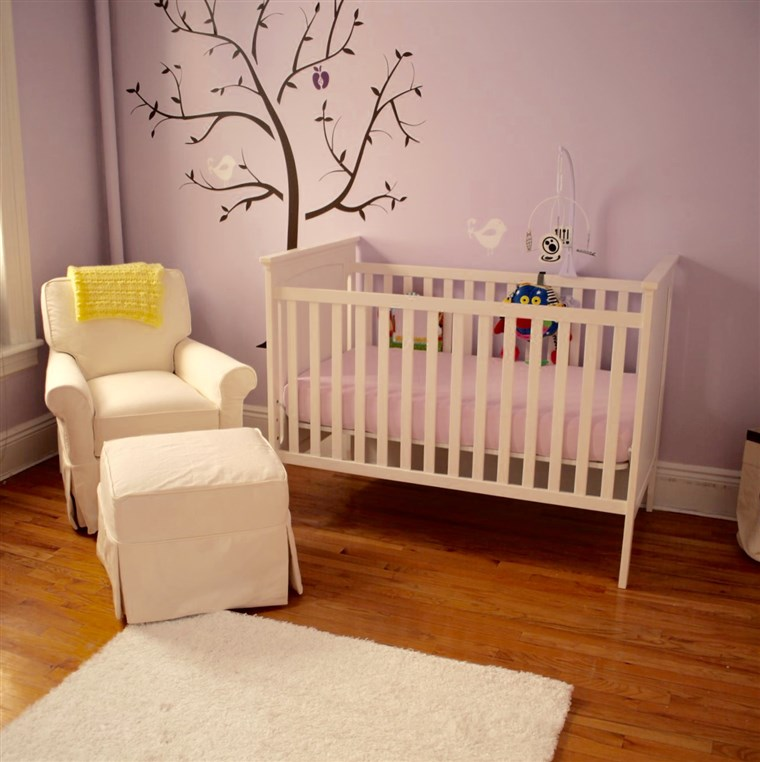 Nursery Decorating Tips – 18 Things I wish I'd known