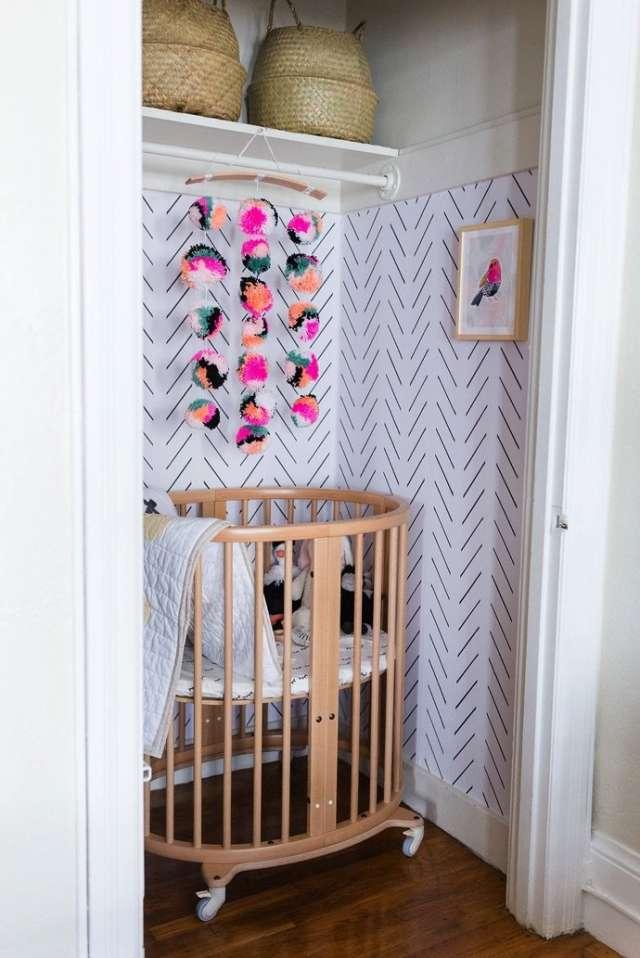 Small Space Nursery Designs – Tiny Nursery Ideas | Apartment Therapy