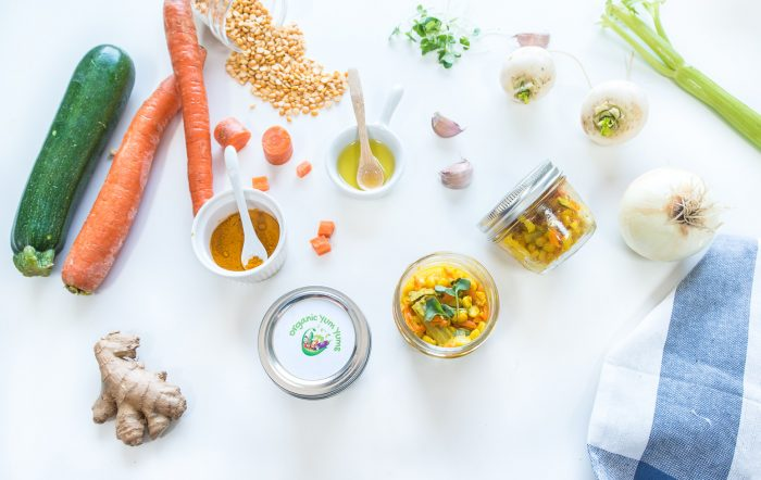 Organic Yum Yums – Fresh, Made to Order, Baby Food – Delivered