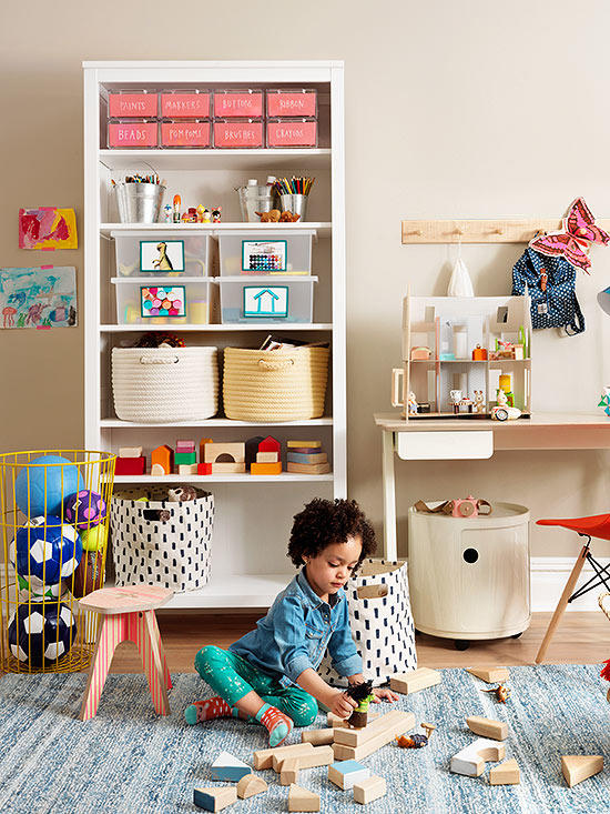 Innovative and Easy Toy Storage • bellybrief
