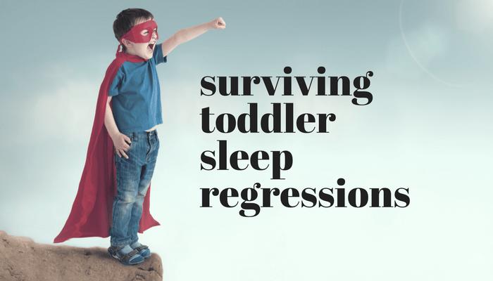 Surviving toddler sleep regressions   Bonne Nuit Baby • bellybrief
