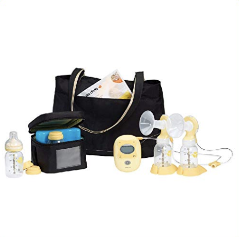 The Medela Freestyle Breast Pump