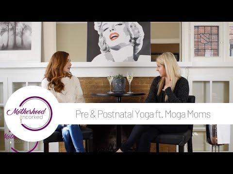 Prenatal & Postnatal Yoga Benefits