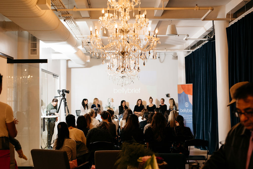 bellybrief + HATCH Career Moves Workshop in New York City