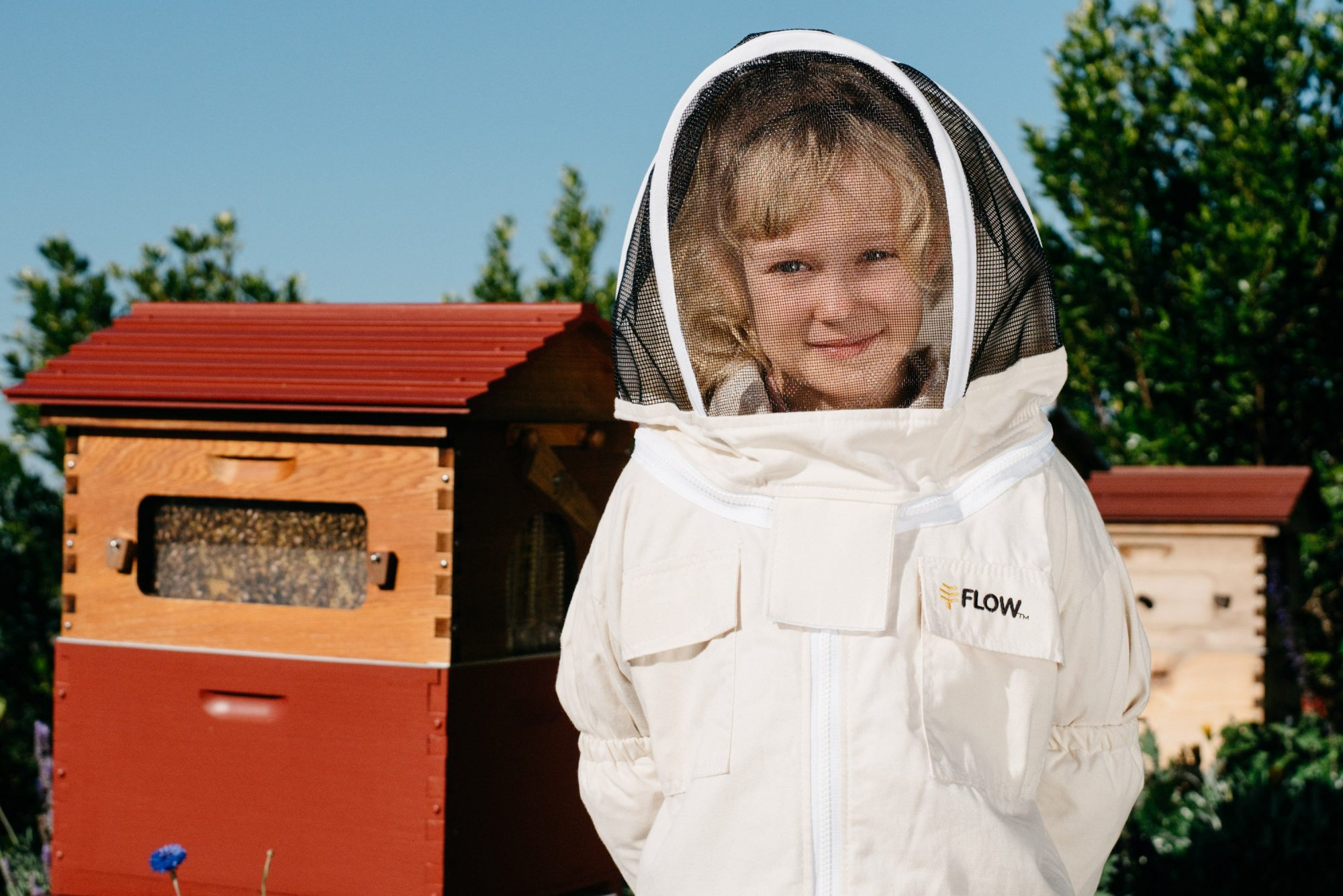 4 Tips for Beekeeping with Children