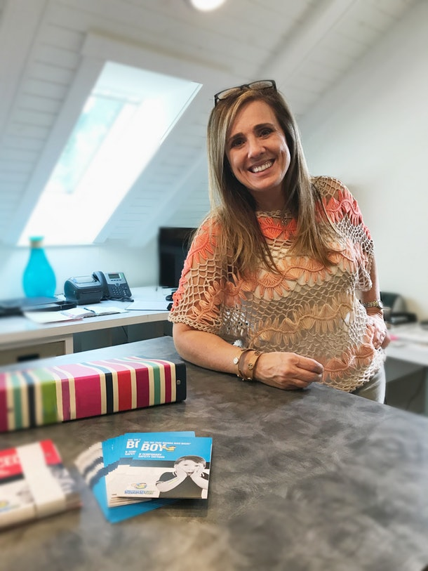 With SafetyTat, Michele Welsh Makes Sure You Never Lose Your Kid In A Busy Place